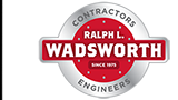 Ralph L. Wadsworth Construction Logo